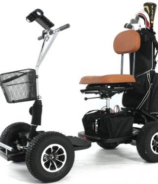 Freedom Meteor Golf Buggy